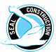 seal construction logo